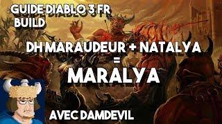 Build Chasseur de Démons Maralya avec Damdevil ! / Diablo 3 / Saison 12-13
