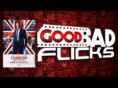 London Has Fallen - Movie Review