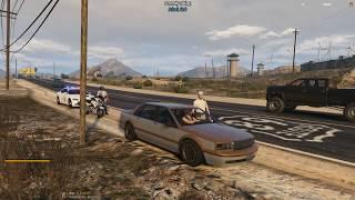 DOJ Cops Role Play Live - Felony Warrents (Criminal)
