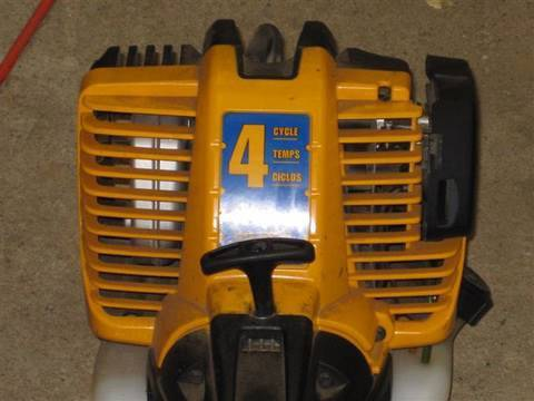 4 Stroke Cub Cadet CC 4125 String Trimmer