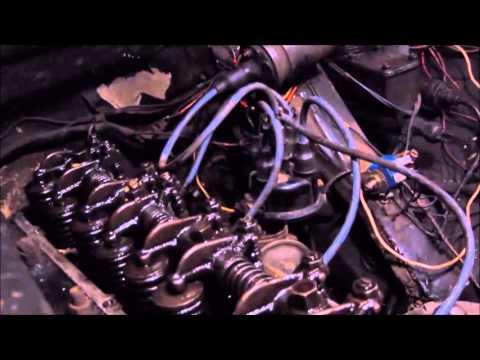 Регулировка клапанов двигателя 402 своими руками