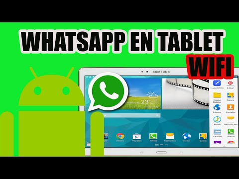 instalar whatsapp en tablet solo wifi no 3g samsung galaxy tab 2 10.1