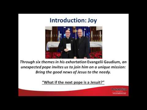 """""""What Would Pope Francis Do?"""" webinar with author Sean Salai SJ"""