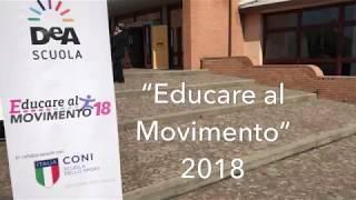 Educare al Movimento   Scuola dello Sport e DeA Scuola