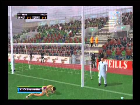 Gaelic Games Football 2 PS2