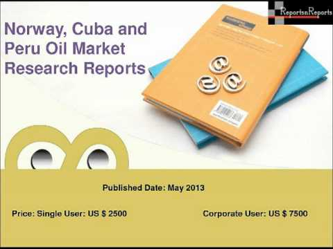 Norway, Cuba and Peru Oil Market