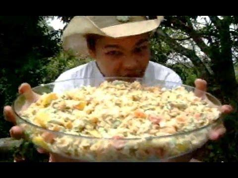 Salada de Macarrão - 'Descobrindo a Cozinha' com Leo Duarte #21 ESPECIAL