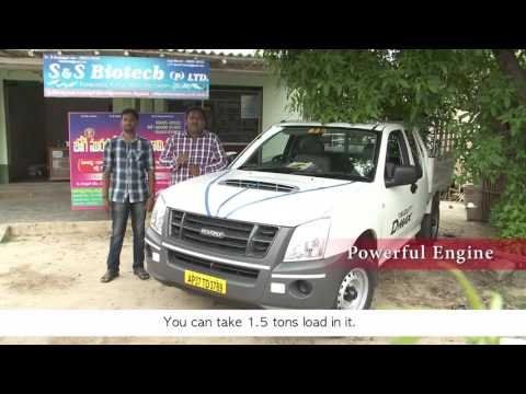 ISUZU D-MAX Customer testimonial - Murali Krishna (Andhra Pradesh)