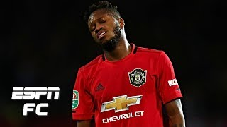 Manchester United and their 'awful midfield' should settle for top 6 - Mark Ogden | ESPN FC