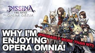 I Have A Confession To Make... I Really Like Dissidia Opera Omnia!