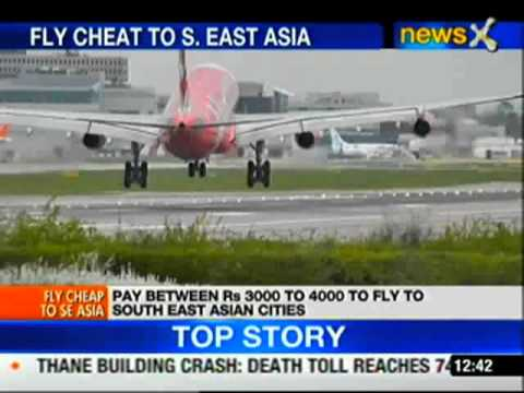 AirAsia offers 2 million cheap tickets