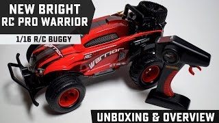 New Bright RC Pro Warrior Buggy: Unboxing and Overview