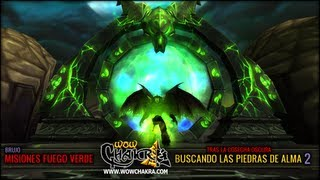 """Guía de Brujo """"Fuego Verde"""" - Tras la Cosecha Oscura 2: Buscando las Piedras de Alma"""