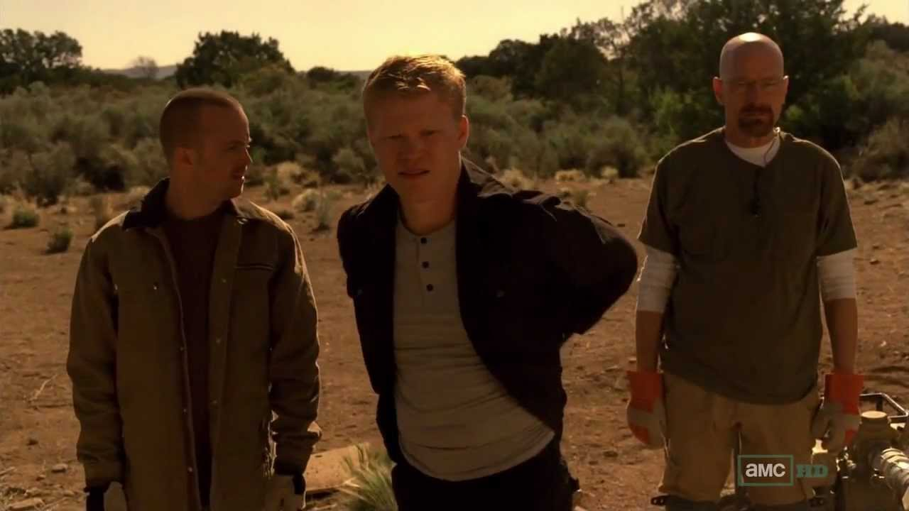 Breaking Bad - Todd shoots a young kid [HD/720p] - YouTube