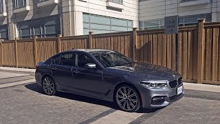 2017 BMW 540i xDrive (G30) - Review