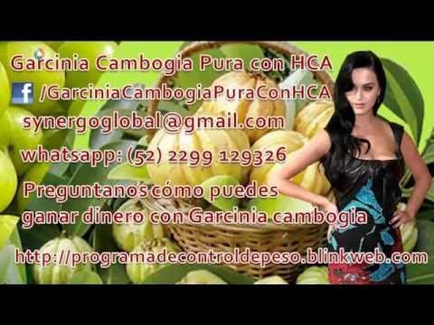 Garcinia Cambogia Pura Con HCA