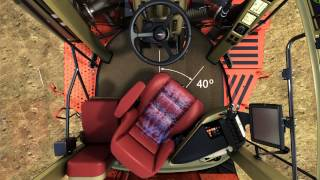 Case IH Steiger Tractors: Cab Suspension Offers the Ultimate in Operator Environment