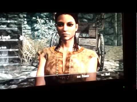 Skyrim: How To Make A Hot Nord! (NO MODS) | PGC