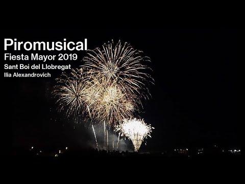 Piromusical Fiesta Mayor 2019 (Sant Boi del Llobregat)