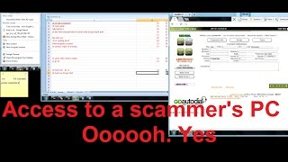 Download Song Accessing a scammer's PC Free StafaMp3
