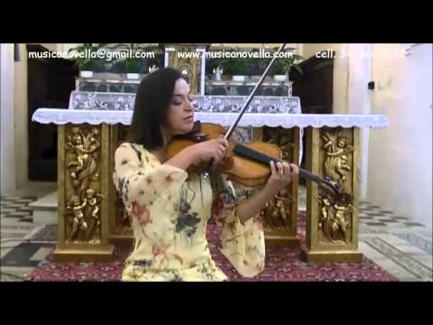 AVE MARIA F.Schubert strum. (viola/violino solista live con basi audio)