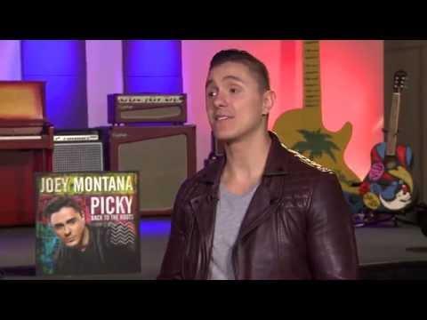 Joey Montana habla del estreno de su nuevo álbum (Picky Back To The Roots) videos