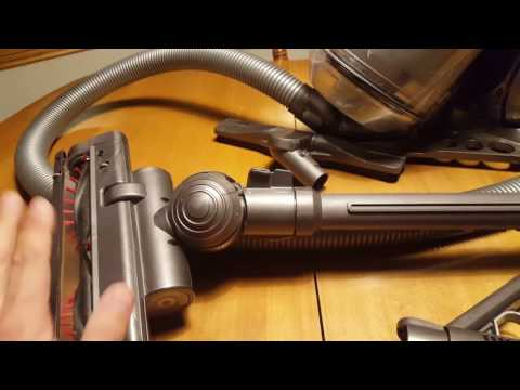 Dyson DC37 or DC39 Canister Vacuum Cleaner 1 year owner review - Watch before buying Dyson!