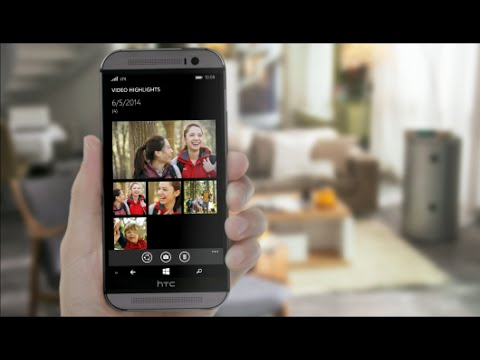 HTC One (M8) for Windows - Create and share life's memories with Video Highlights