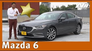 Mazda 6 Signature⭐ - Pusieron la vara muy alta