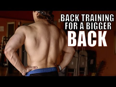 My Journey To A BIGGER Back (Raw Workout) thumbnail