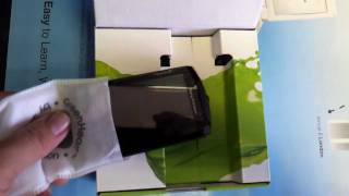Sony Ericsson Live With Walkman kicsomagols (Unbixing) HD - www.origogsm.hu