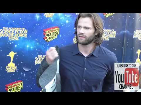 Jared Padalecki at the 42nd Annual Saturn Awards at Castaway Restaurant in Burbank