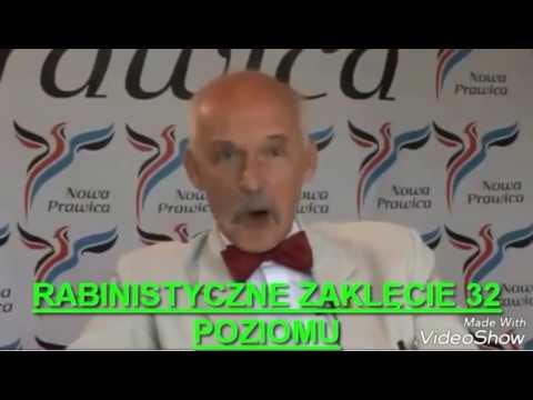 Janusz Korwin Mikke rzuca zaklęcia XD