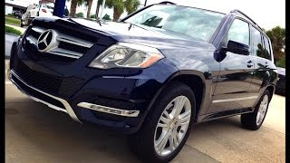 2015 Mercedes-Benz GLK 350 Full Review, Start Up, Exhaust