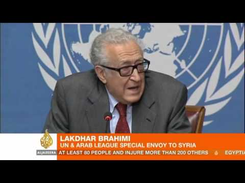 UN Security Council deadlocked over Syria