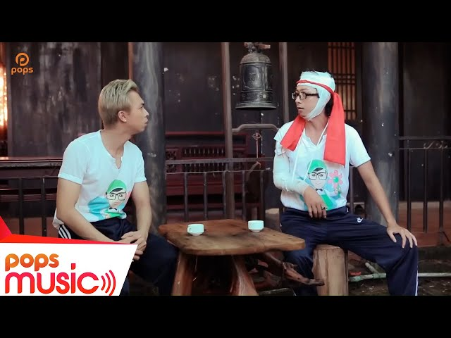 Phim Ca Nhạc Đại Náo Võ Đường (Không Ngừng Yêu Em ) - Hồ Việt Trung [Official]