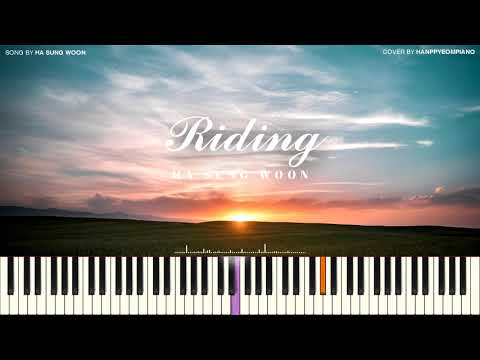 Download 라이딩 Riding Feat. 개코 - 하성운 HA SUNG WOON PIANO COVER Mp4 baru