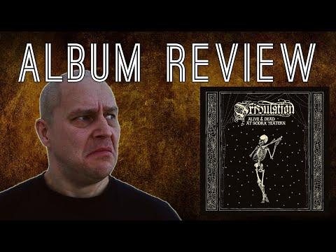 Download Swedish gothic metal live on cd and dvd: Tribulation - Alive & Dead at Södra Teatern REVIEW Mp4 baru