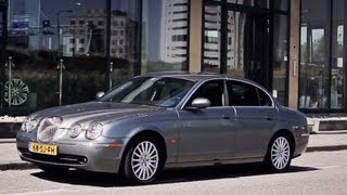 Jaguar S Type review