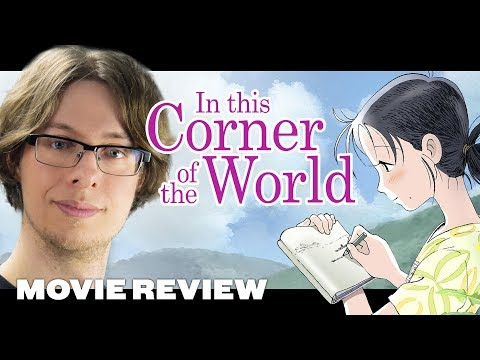 In This Corner Of The World - Movie Review