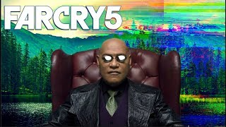 FAR CRY 5 GLITCH The Matrix Can