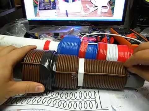 Как намотать катушку для Генератора свободной энергии