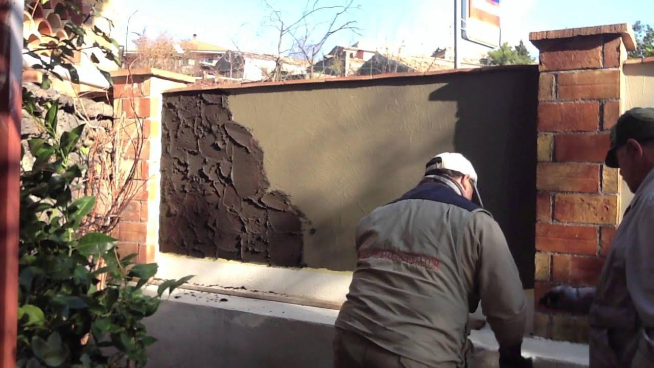 pannelli finta pietra leroy merlin : Pietra Ricostruita di Vincenzo Ciuffolo - YouTube