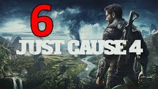 Just Cause 4 Walkthrough Part 6 No Commentary (PS4 Pro 1080p)
