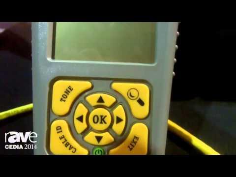 CEDIA 2014: Triplett Test Equipment & Tools Details the LVPro Model 3