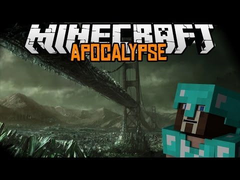 Minecraft mody 1.7.2 #59 APOKALIPSA W MINECRAFT