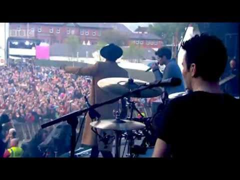 The Script - Hall Of Fame feat. Labrinth at Radio 1's Big Weekend