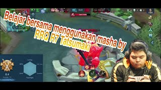 Tutorial Gameplay Masha by R7 Tatsumaki