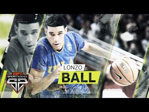 The Science Of Lonzo Ball's Shot   Sport Science   ESPN