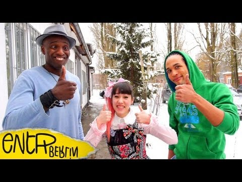 Melissa  &  the housemen Alberto  &  Simon Desue- Project Housemen - myvideo // On the Beat